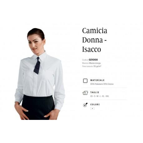 Camicia bianca Isacco