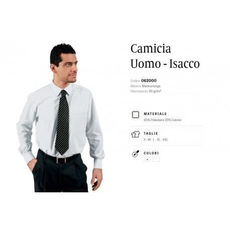 Camicia da lavoro uomo