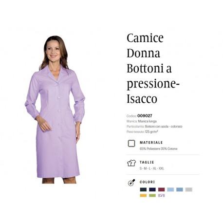 Camice donna colorato