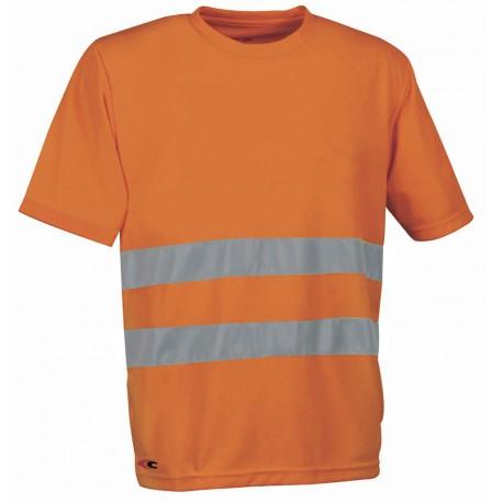 Maglietta da lavoro arancione
