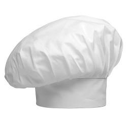 Cappello cuoco white