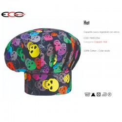 Cappello da Cuoco Skull