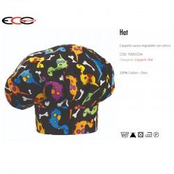 Cappello da Cuoco Dino