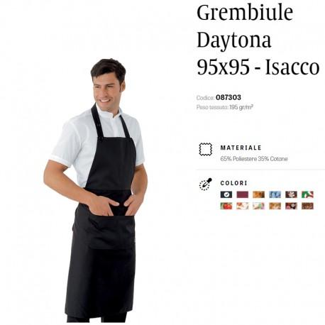 Grembiule da Cameriere Nero