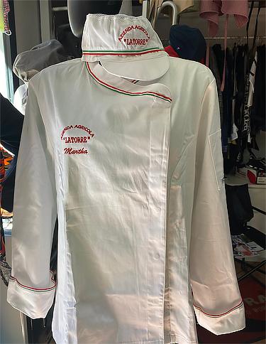 Abbigliamento personalizzato Azienda La Torre