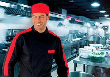 Abbigliamento professionale per Chef e Cuochi